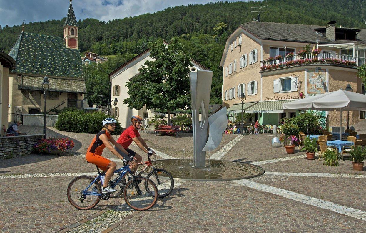 Mit dem Mountainbike in den Urlaub nach Vals in Südtirol