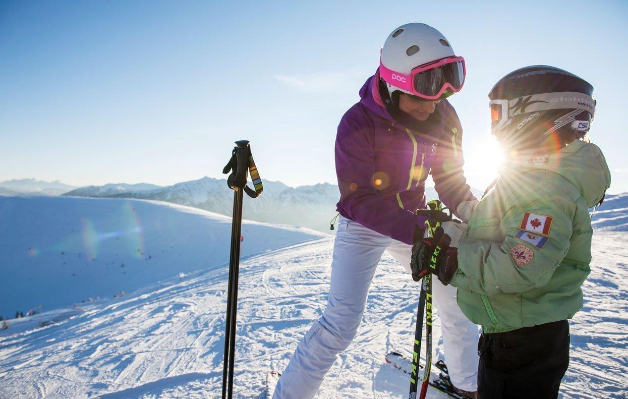 Skiferien in Südtirol sind für Anfänger wie Profis ein unvergessliches Erlebnis