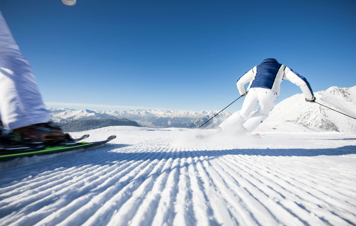 Vacanza sugli sci in Val Giovo/Jochtal lungo 51 chilometri di piste