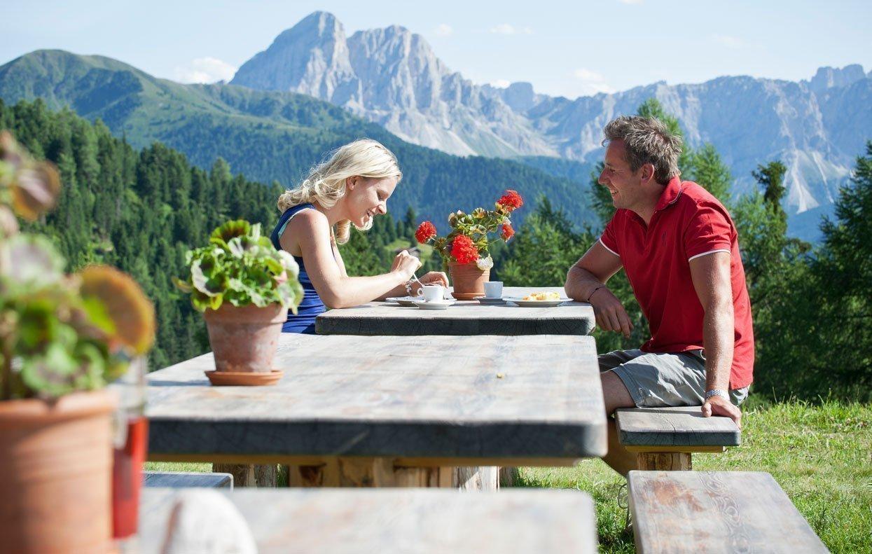 Trascorrete una vacanza estiva ricca di varietà tra le montagne