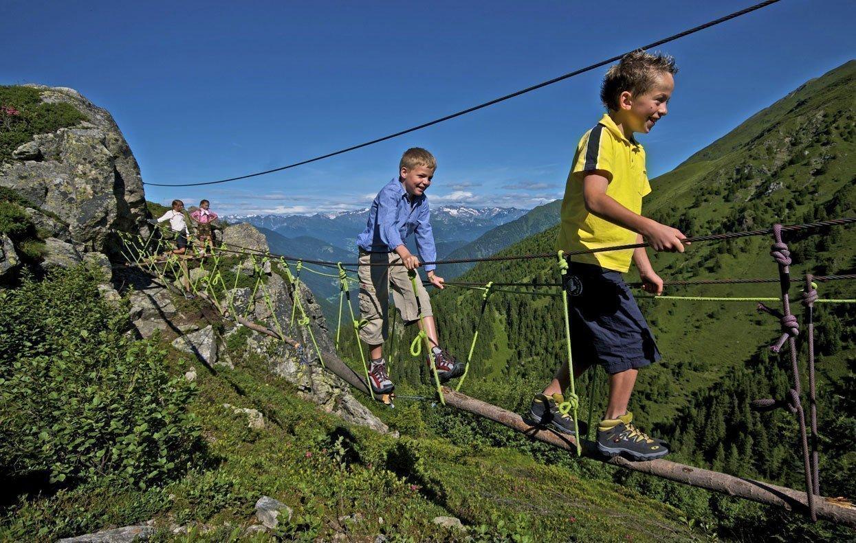 Escursionismo in Val Giovo è adatto sia a professionisti che a principianti