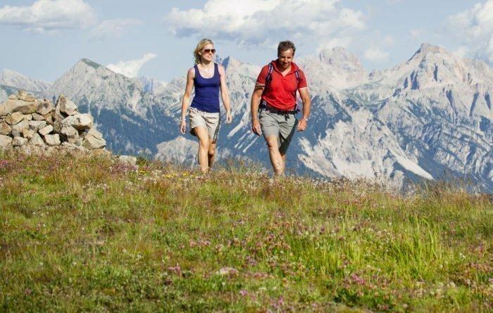 Wanderurlaub Vals Südtirol