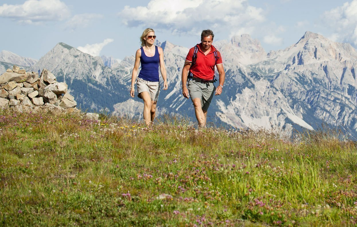 Trascorrete la vostra vacanza escursionistica a Valles nel bell'Alto Adige