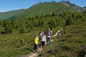 Vacanza escursionistica Valles 05